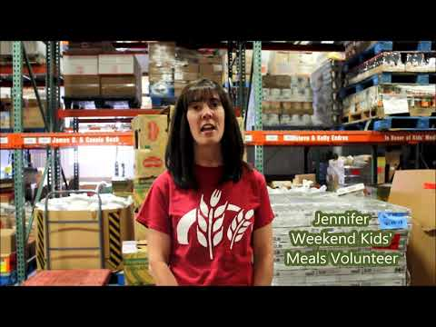 Feed My People - Why Volunteer at Feed My People