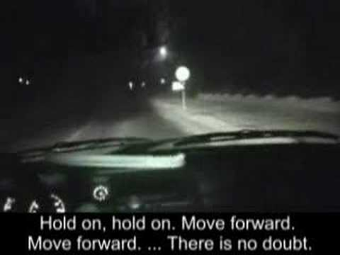 Hitchhiker Ghost Causes Car Accident