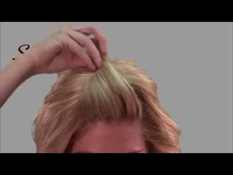 Soho - How To:  Use a Top Piece for Volume