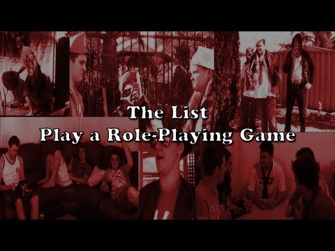 The List - Episode 32 'Play a Role-Playing Game'