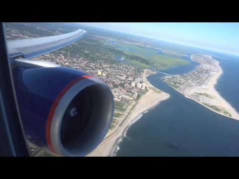 FULL POWER GO AROUND!!! Aeroflot 77W Go Around | Aborted Landing | Missed Approach At New York JFK