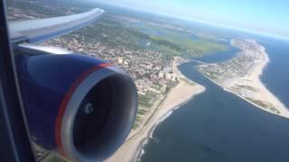 FULL POWER GO AROUND!!! Aeroflot 77W Go Around | Aborted Landing | Missed Approach at New York JFK