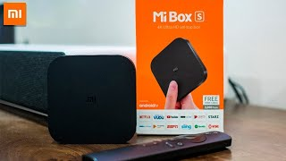 O MELHOR acessório para SUA TV! Xiaomi Mi Box S - 2019