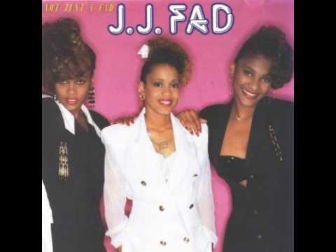 J.J.  Fad – Not Just A Fad (full album) [1991]