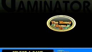 gaminator 42  20 games. keeping all the data in the file mem. SUPORT BILL ACEPTOR