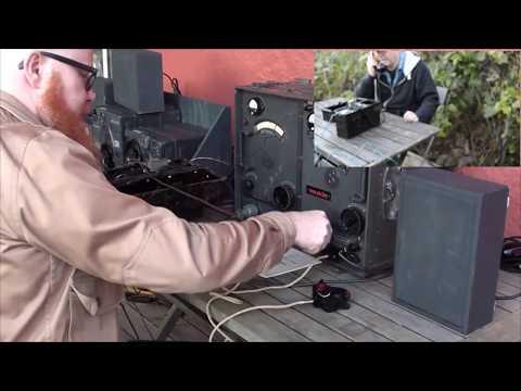 German WW2 Torn.Fu.b1, Telephone connection