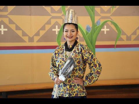 Pawnee Nation Princess 2017-2018
