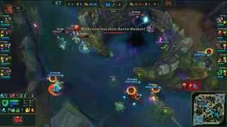 KT vs OG - Origen Insane Baron Call | League of Legends World Championship 2015