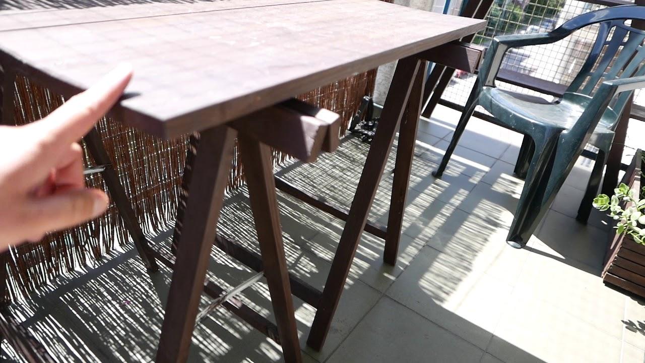 Składany Stolik Na Balkon Zobacz Jak Zrobić I Ile Kosztuje