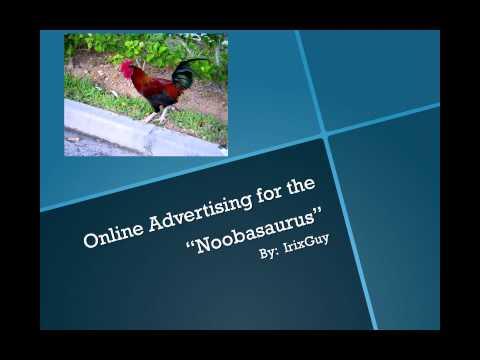 Online Advertising & How to Profit via Ad Revenue