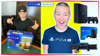 Распаковка PS4 Pro и есть ли смысл брать ?Какую консоль выбрать в 2018 году?!