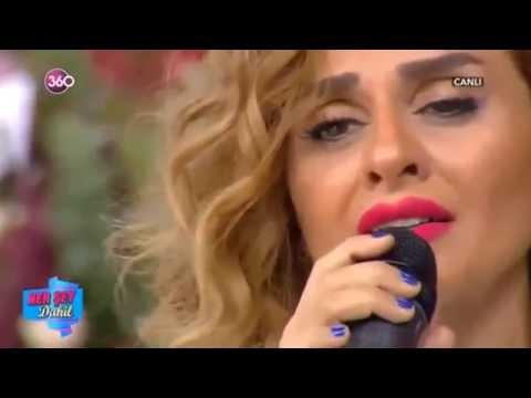 Azeri kizi Gunel - Ben hala sevdali (Canli performans) 2016