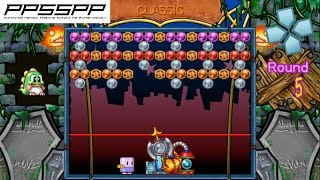 Bust-A-Move Deluxe - PSP Gameplay (PPSSPP) 1080p