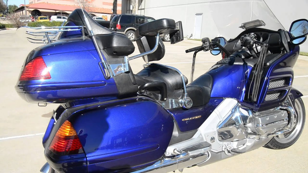 2003 Honda Goldwing GL1800 For Sale Freedom Powersports