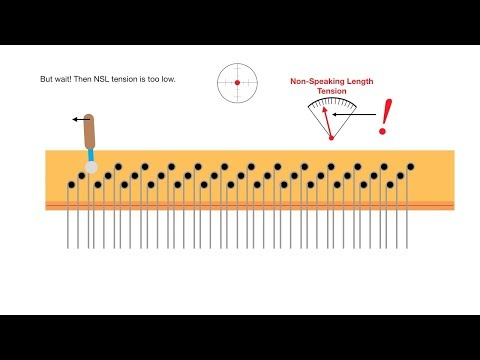 Piano Tuning Myths 5 And 10 - Hammer Angle And Technique