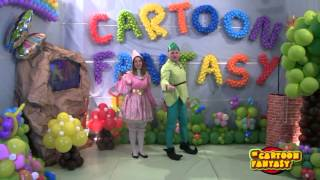 le avventure di Peter Pan episodio1