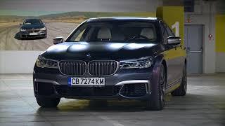 Нечестна битка: BMW M760Li срещу Mercedes-Benz S560