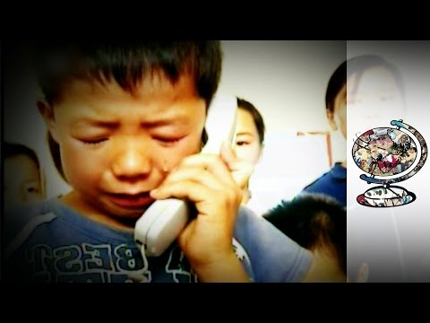 The Children Orphaned By China's Brutal State Executions (2008)