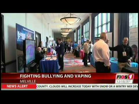 FiOS 1 News Features Fly Sense - Fighting Bullying and Vaping - March 12, 2018