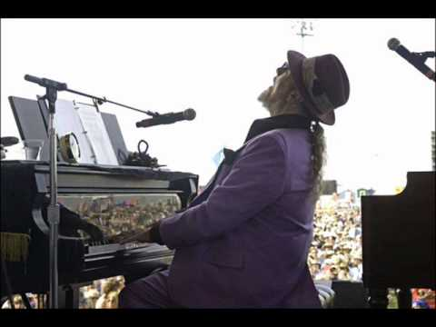 Dr. John - Didn't He Ramble ; Closer Walk With Thee