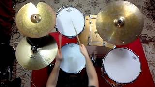 The Doors - Love Me Two Times *Drum Cover*