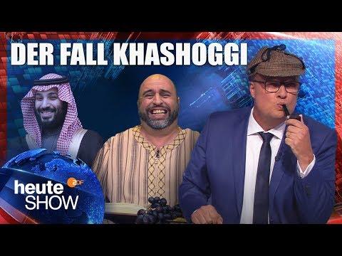 Saudi-Arabien: Wurde Khashoggi vorsätzlich getötet? | heute-show vom 26.10.2018