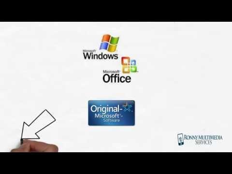 100% Genuine Retail Microsoft Licenses
