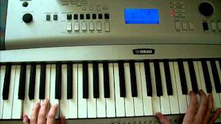 Passionate Duelist - Piano