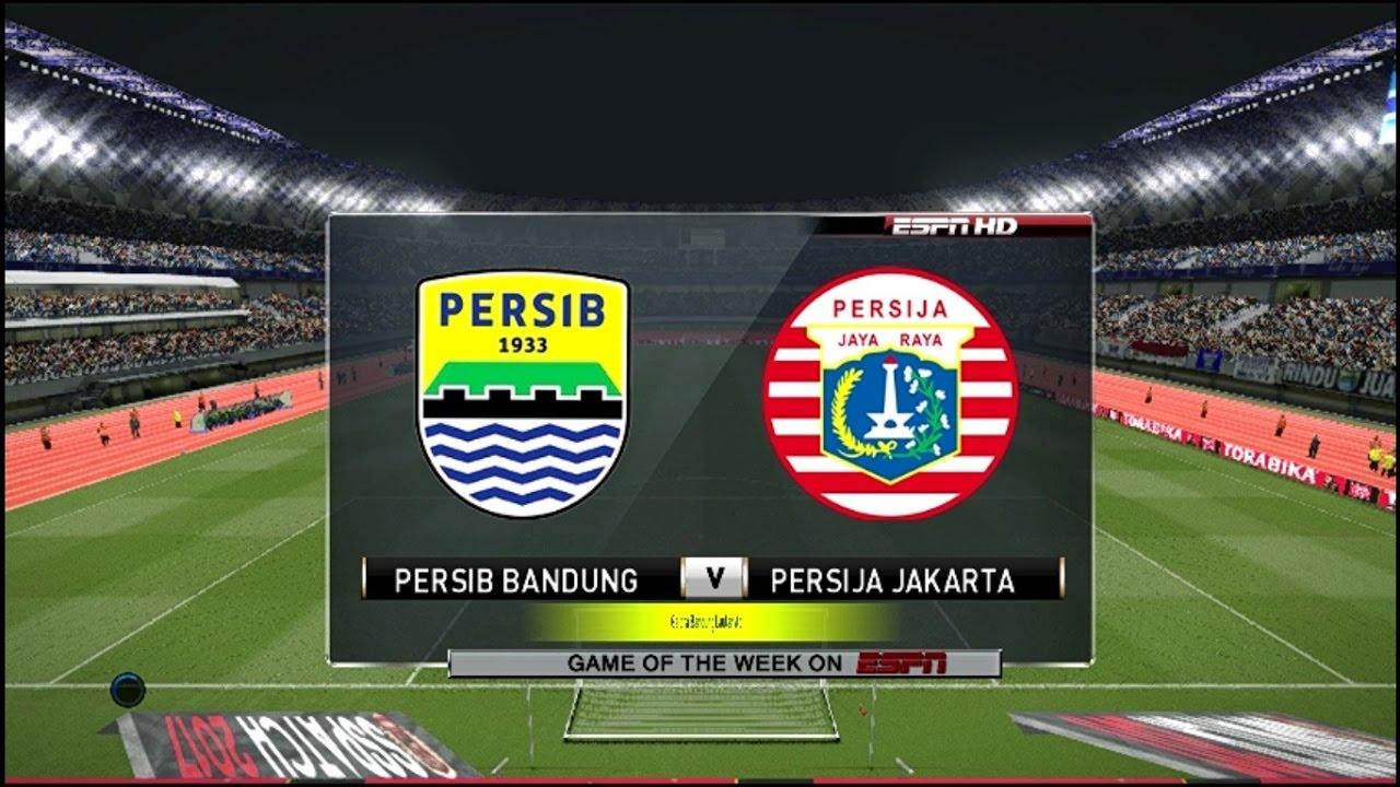 Image Result For Persib Bandung Vs Persija Jakarta