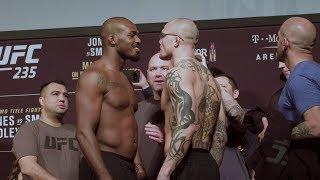 UFC 235: Weigh-in Recap