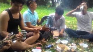 Giao lưu nhạc chế Bình Dương - Guitar gõ bo
