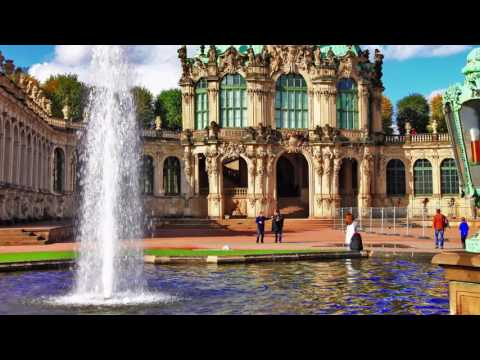 The Zwinger Dresden, Germany Top Destination