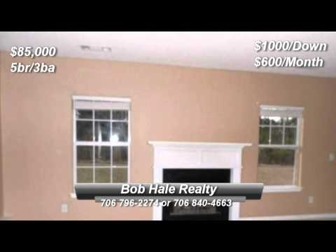 real estate  atlanta  ga $100  foreclosure  bob hale realty