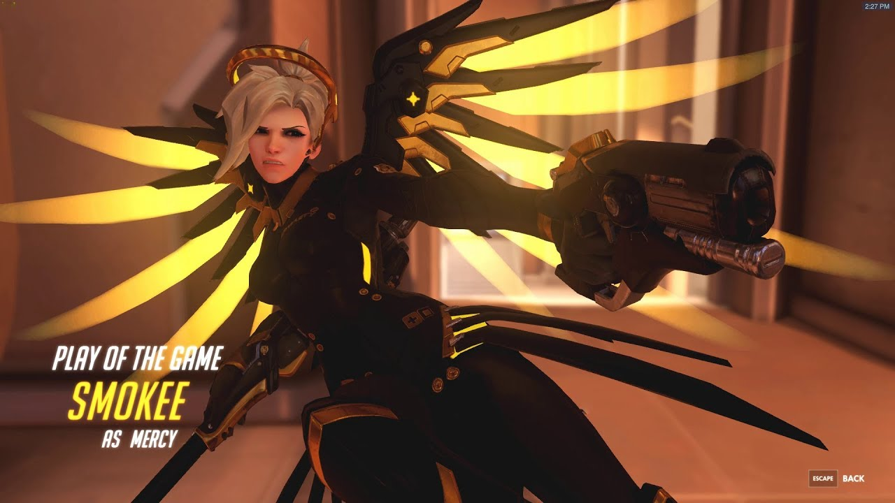 how to make play of the game with mercy