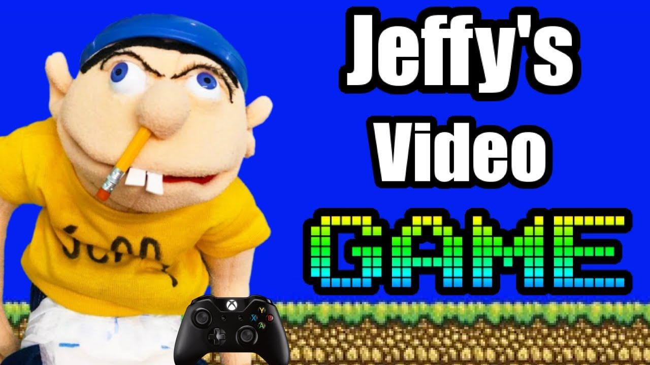 Sml Parody Jeffy S Video Game Youtube