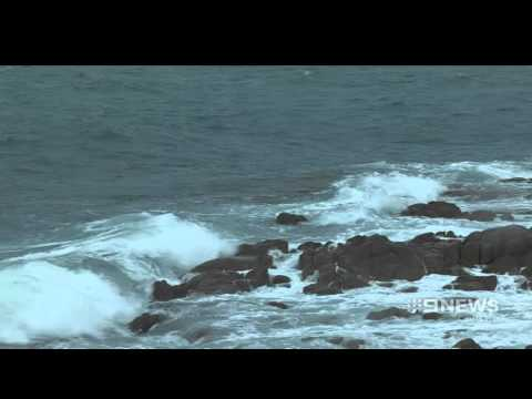 Sea Mine | 9 News Adelaide