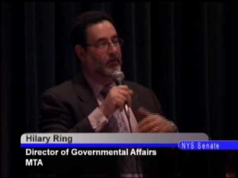 Senator Perkins Cable Show on Harlem Stimulus Forum