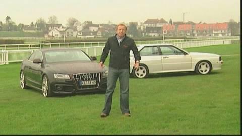 Audi A5 3.0 TDI und Urquattro von Abt Sportsline Motorvision