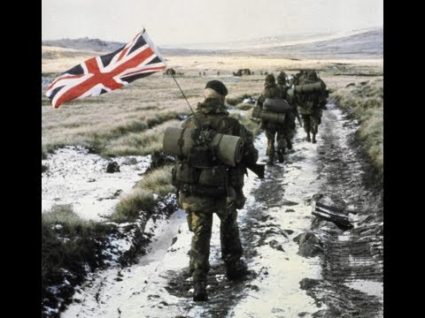 The Falklands War - Brothers in Arms - Dire Straits