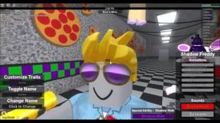 1-ROBLOX: Ayudando a Mangle con su problemilla-The Pizzeria Roleplay - Remastered