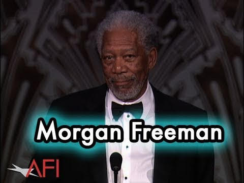 Morgan Freeman Accepts the 39th AFI Life Achievement Award