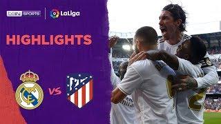 Real Madrid 1-0 Atletico Madrid | LaLiga 19/20 Match Highlights
