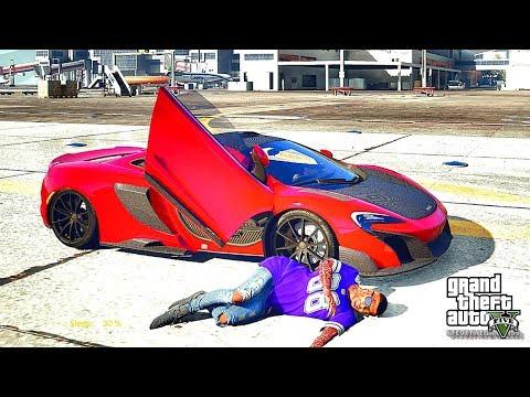 GTA 5 REAL LIFE MOD#354 MCLAREN DAY !!! (GTA 5 REAL LIFE MODS) 720s