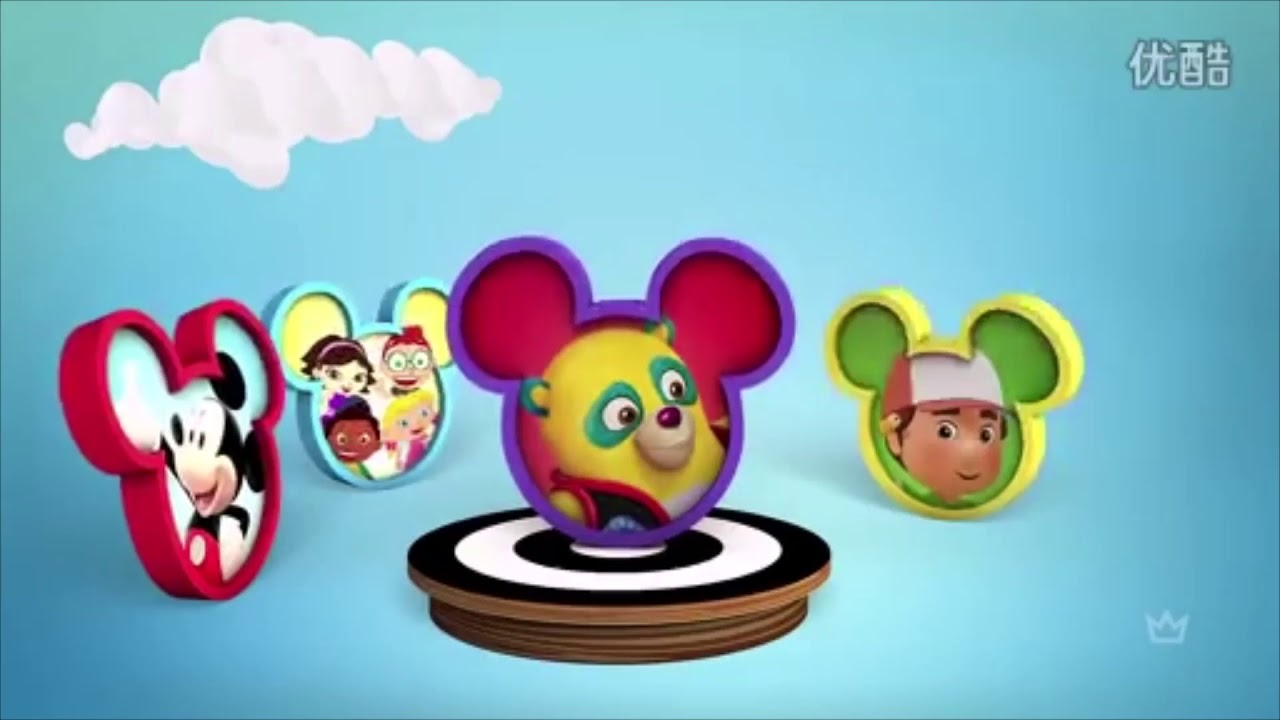 Download (MOST POPULAR VIDEO) Disney Junior - Mousehead Shorts Compilation (2011-2014)