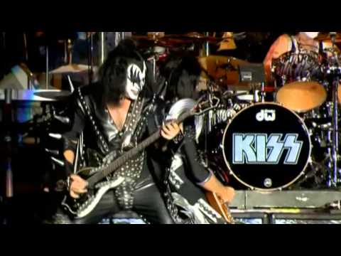 Kiss - I Was Made For Lovin You (2003-Symphony Alive Ⅳ in Melbourne, Australia)