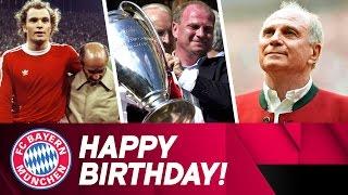 Happy 65th birthday, uli hoeneß!