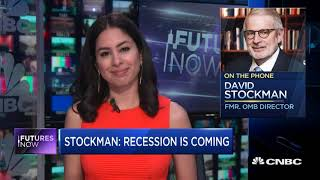 Stockman: Economy Will Plunge into a Recession Due to Trade War