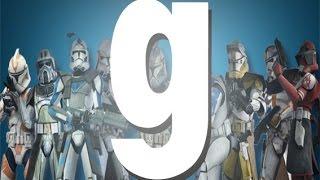 Обзор аддонов Gmod - Star Wars PACK (Комплект юного джедая)