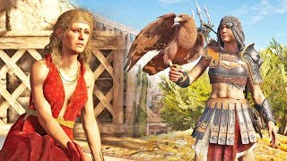 Assassin's Creed Odyssey #54: Dormi com a Musa do Ator