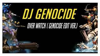 OverWatch (Genocide Genji Edit Ver) 오버워치 겐지 & 한조 버전 신나는 클럽음악
